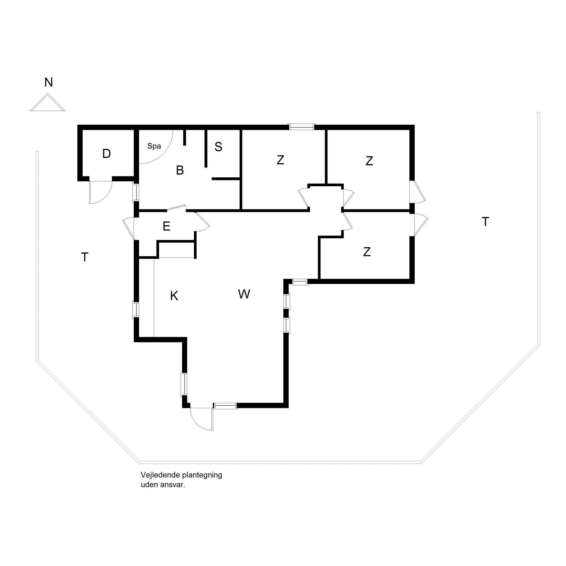 Ferienhaus 4146 - Fyrrelunden 42