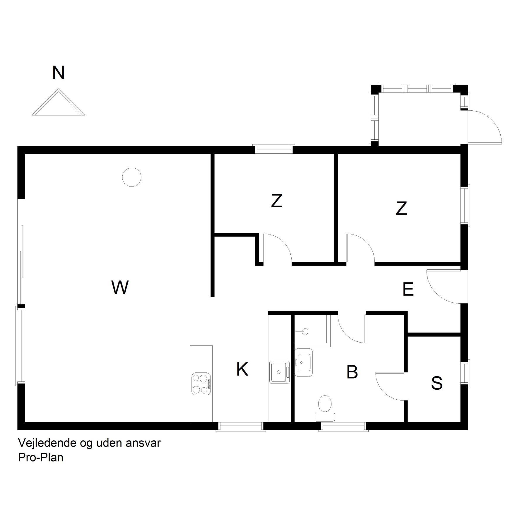 Ferienhaus 3235 - Højsvej 25