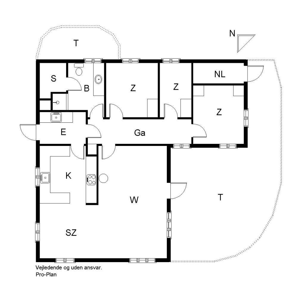 Ferienhaus 60 - Fasanvej 32