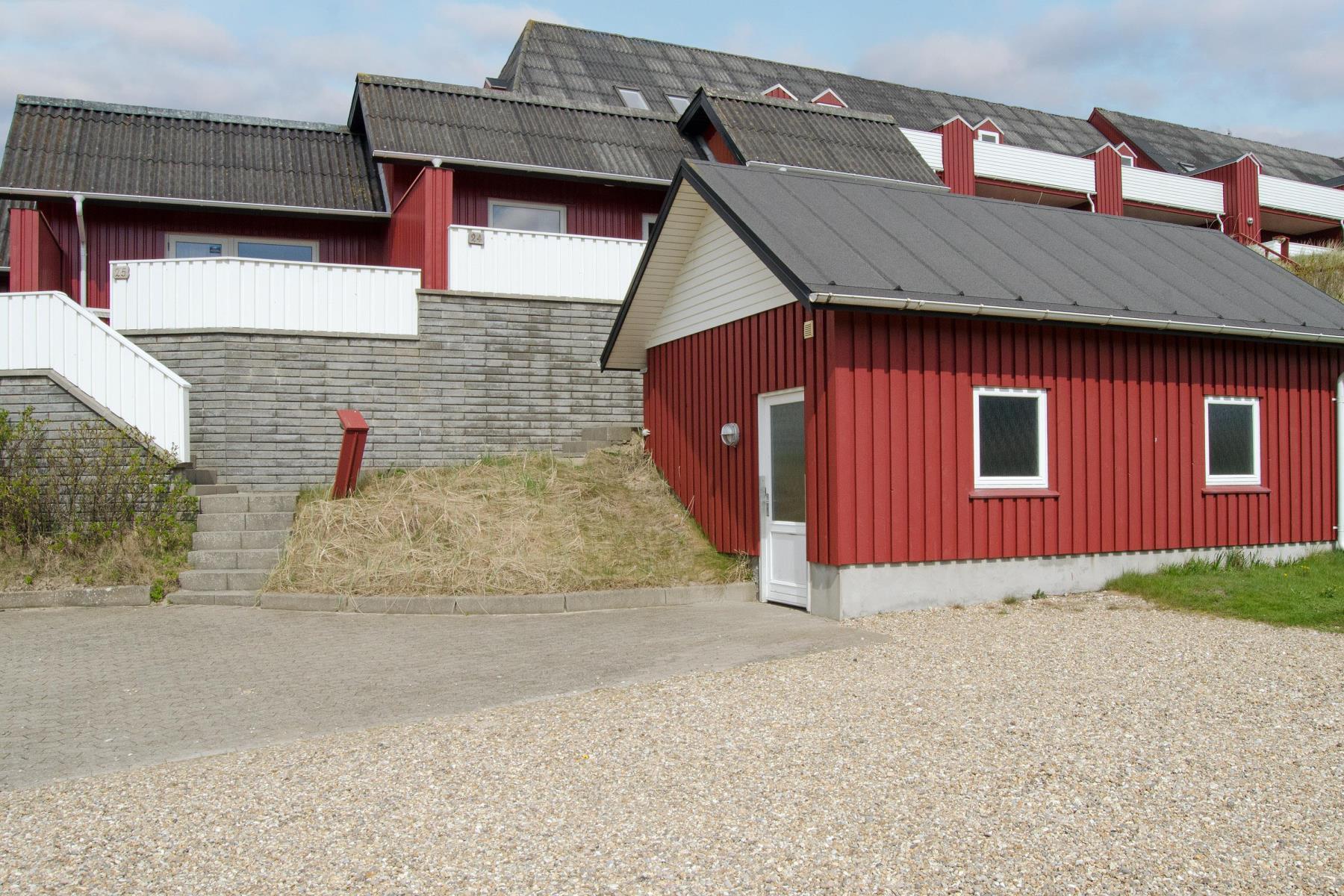 Ferienhaus 1018 - Hjelmevej 15, App. 18