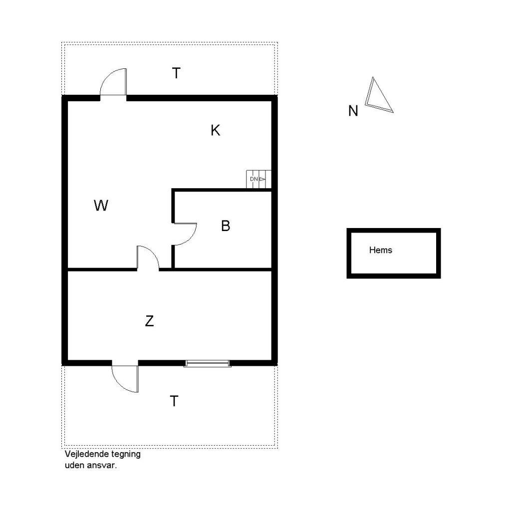 Ferienhaus 1377 - Hennebysvej 26 D. App. 4