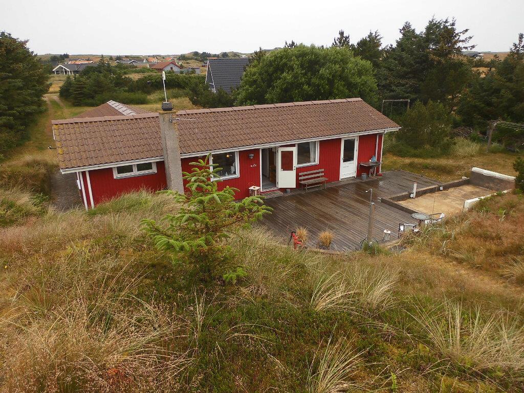 Sommerhuse i Haurvig
